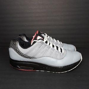 Nike Air Jordan CMFT Viz Pink Gray Sz 11